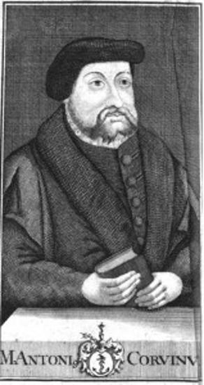 Antonius Corvinus