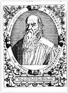 Cyriakus Spangenberg