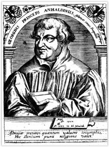 Georg von Anhalt