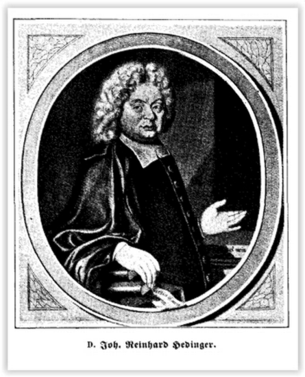 Johann Reinhard Hedinger