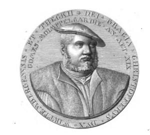 Christoph von Württemberg