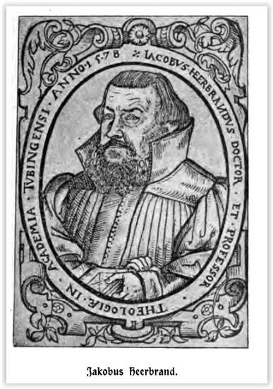 Jacob Heerbrand