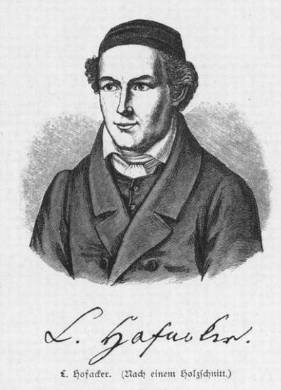 Ludwig Hofacker