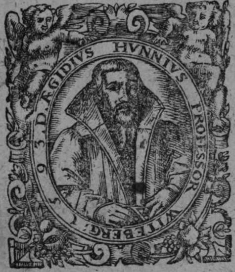 Ägidius Hunnius