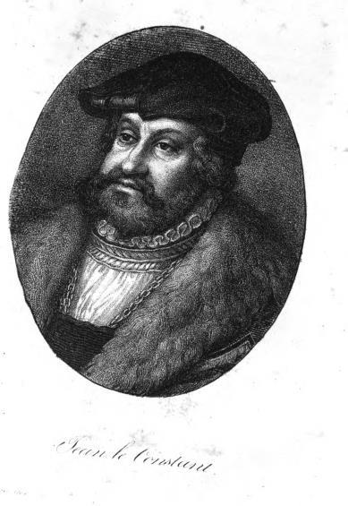 Johann der Beständige