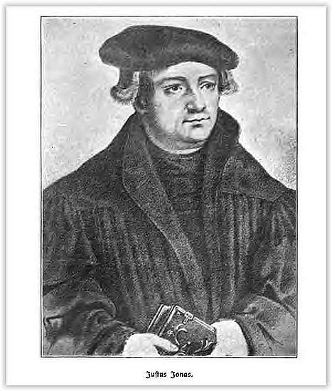 Justus Jonas