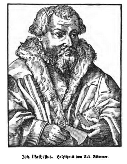 Johann Mathesius