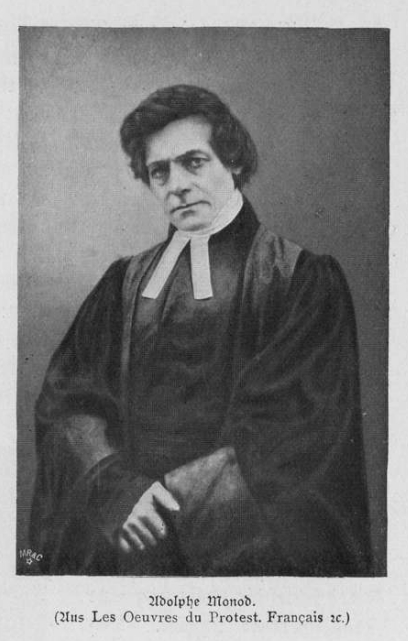 Adolphe Monod