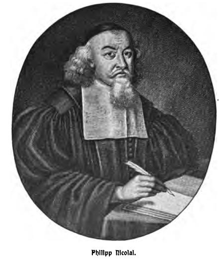 Philipp Nicolai