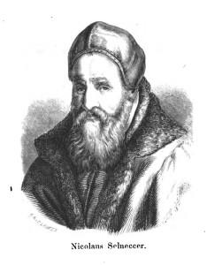 Nikolaus Selneccer