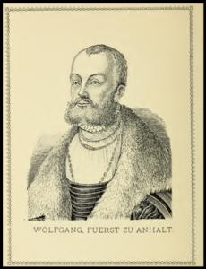Wolfgang von Anhalt