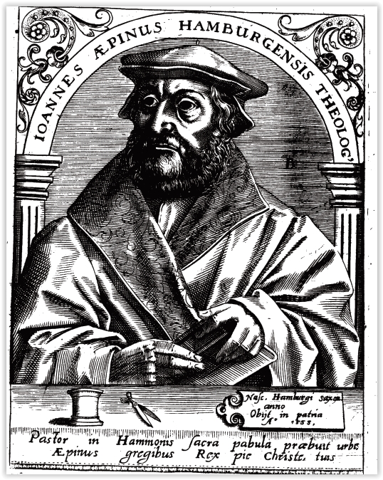 Johannes Aepinus