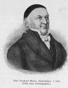 Carl Bernhard Garve