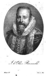 Johann van Oldenbarnveldt
