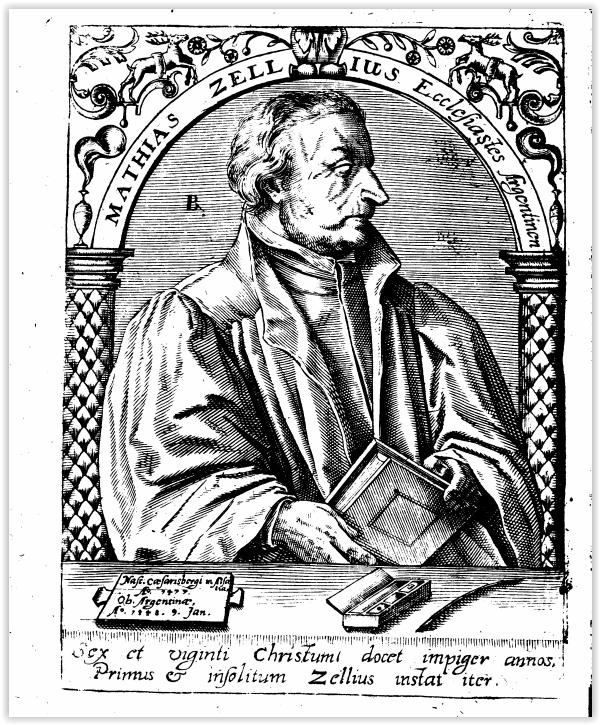 Matthäus Zell